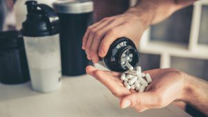 Using-workout-supplements