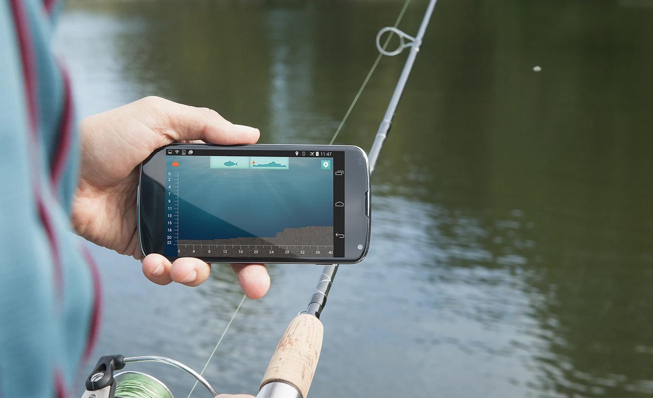 fish finder amazon