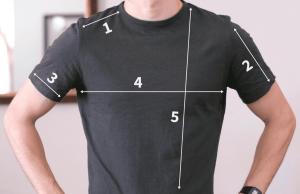 T-shirt-guidance