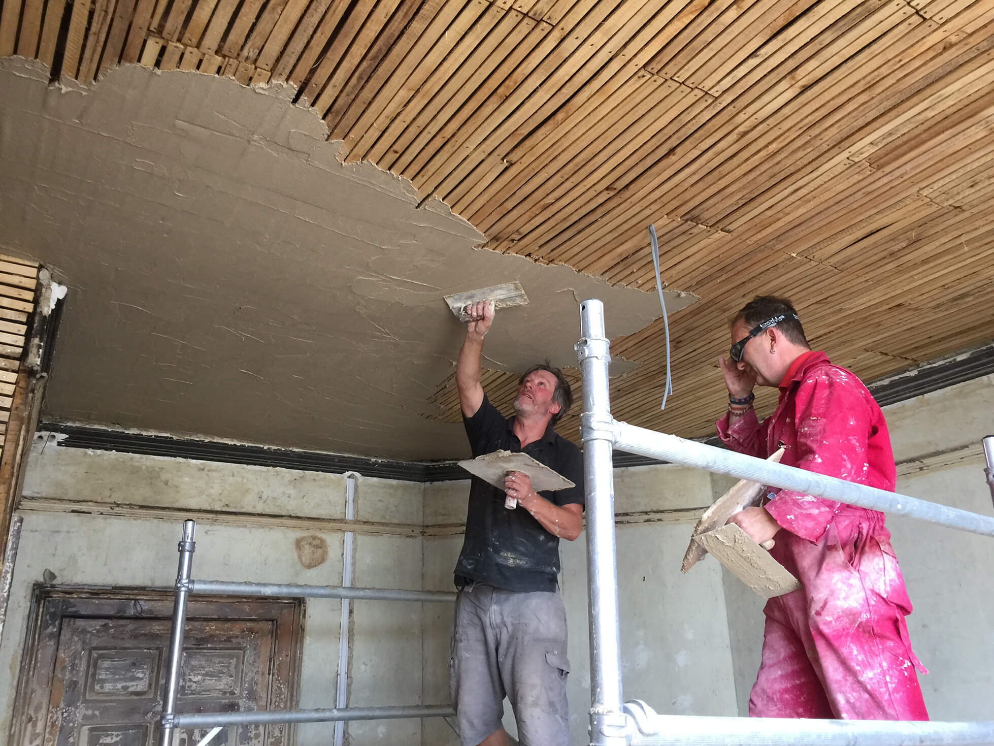 drywall and plastering contractors near me