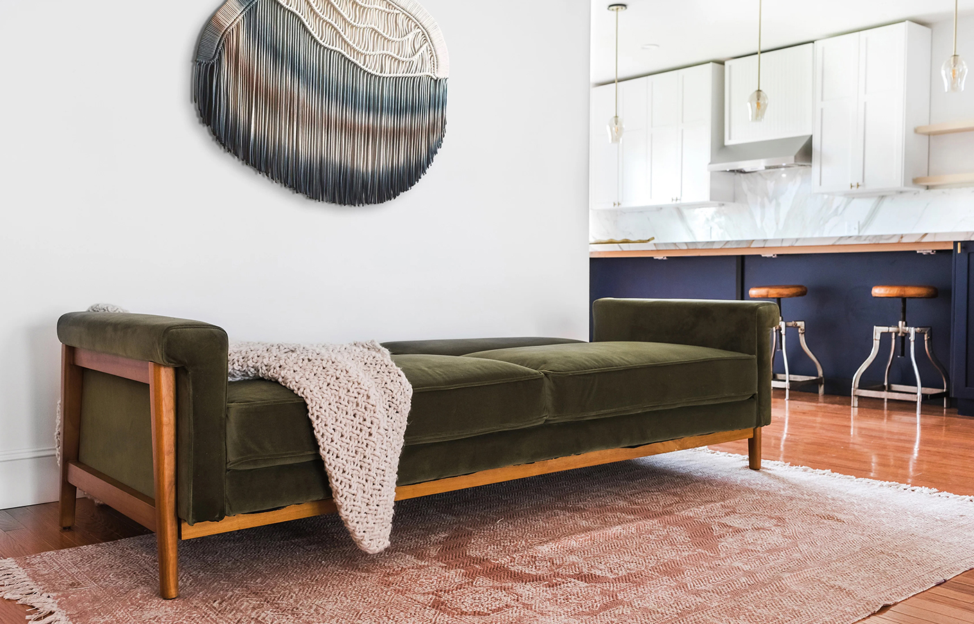modern sleeper sofa