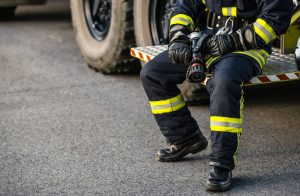 emergency fire watch guards