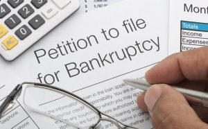 bankruptcy, student loans